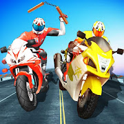 Road Rash Rider: New Bike Racing Games 3D