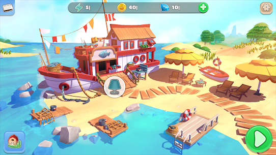 Big Farm: Home & Garden Mod Apk (Unlimited Boosters) 7