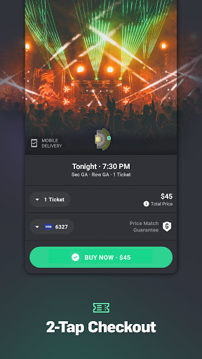 Gametime - Tickets to Sports, Concerts, Theater  Screenshots 7