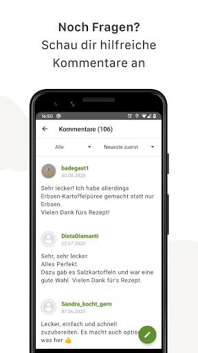 Chefkoch - Rezepte & Kochen apktram screenshots 5