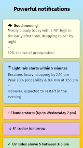 Appy Weather: Hyperlocal radar For Pc   How To Install – Free Download Apk For Windows 5