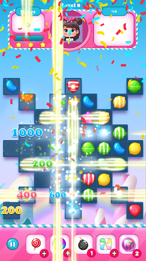 Candy Bomb - Match 3 &Sweet Candy 1.1.60 screenshots 2