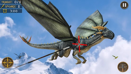 Dragon Hunting Attack 2019: World Survival Battle Hack for Android and iOS 3