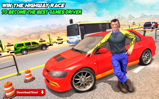 Highway Police Car Racing & Ambulance Rescue 1.3 screenshots 16