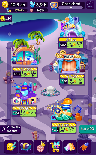 Idle Planet Tycoon: Idle Space Incremental Clicker screenshots 22