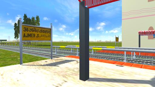 Indian Railway Train Simulator 2022  screenshots 1