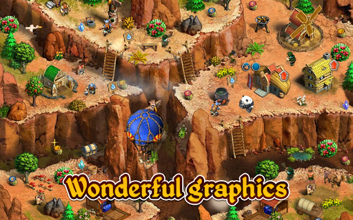 Viking Saga 2: New World  screenshots 9