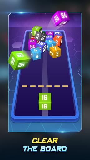 2048 Cube Winner—Aim To Win Diamond APK MOD (Astuce) screenshots 3