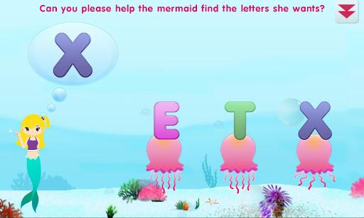 Mermaid Preschool Lessons 1.2.5 screenshots 2