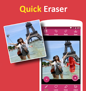 Remove Object from Photo - Unwanted Object Remover 2.5 Screenshots 5