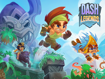 Dash Legends Multiplayer Race Hack for iOS and Android 3