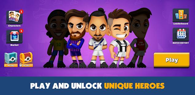 Super Soccer 3V3 1.7 Screenshots 3