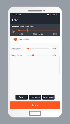 Echo Sound Effects for Audio  Screenshots 12