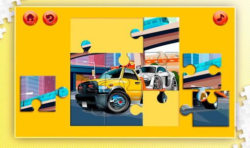 Kids Puzzles for Boys apkslow screenshots 3