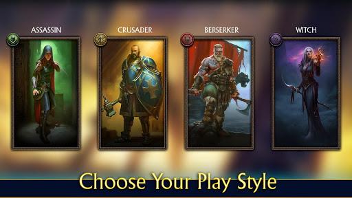 Ironbound: Card Battles RPG  screenshots 3