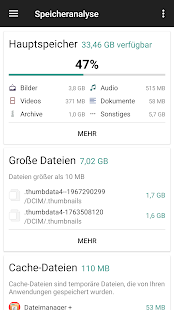 Dateimanager Screenshot