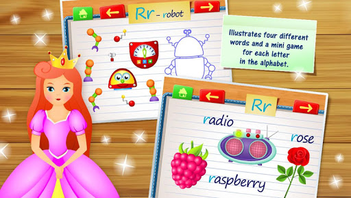 123 Kids Fun ALPHABET: Alphabet Games for Kids screenshots 4