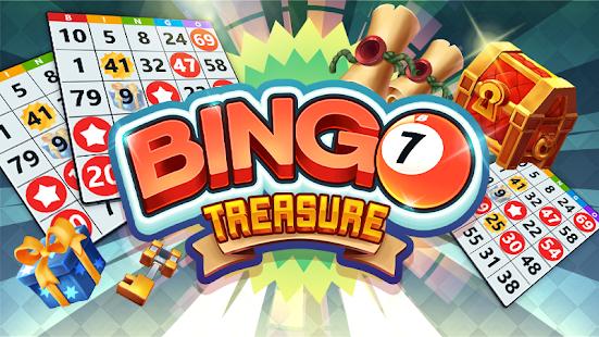 Bingo Treasure - Free Bingo Games 1.2.5 Screenshots 1