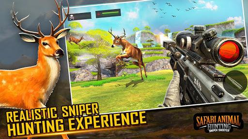 Wild Animal Sniper Deer Hunting Games 2020 1.29 screenshots 1