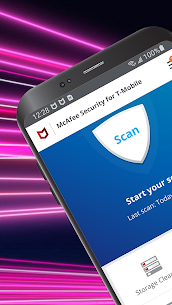 Free McAfee® Security for T-Mobile 2