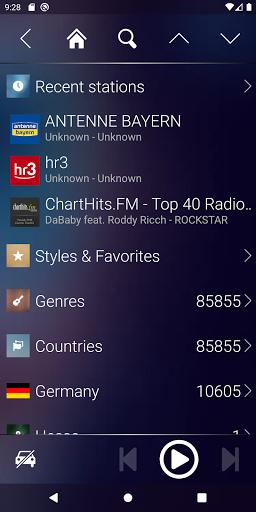 Audials Play u2013 Radio Player, Recorder & Podcasts 9.3.8-0-g714ebeffb Screenshots 6