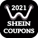Coupons For Shein 2021