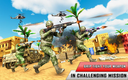 FPS Shooter Games 2020:New Counter Terrorist Game goodtube screenshots 17