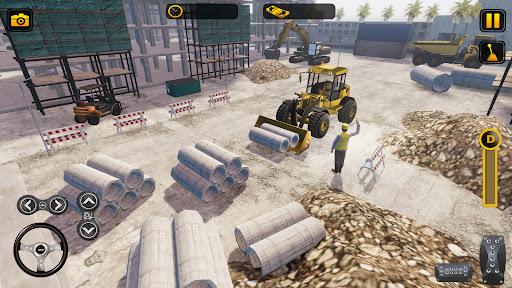 Heavy Construction Simulator Game: Excavator Games 1.0.1 screenshots 6