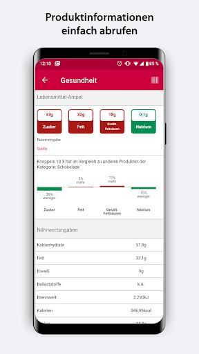 barcoo - QR Code & Barcode Scanner  screenshots 2