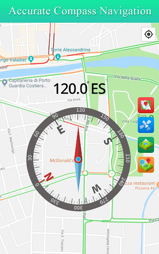 Live Satellite View GPS Map Travel Navigation screenshot 7