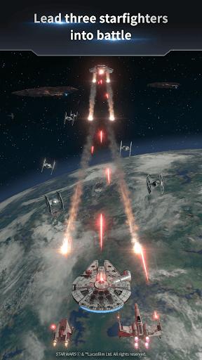 Star Warsu2122: Starfighter Missions 1.06 screenshots 10