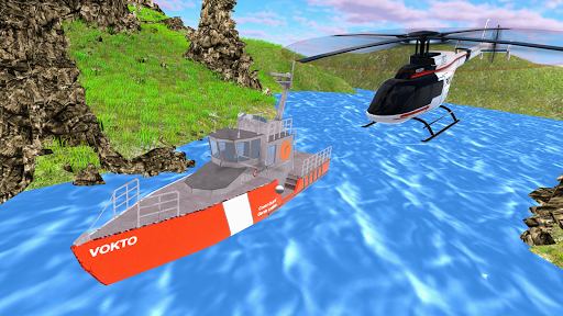 Helicopter Rescue Flying Simulator 3D screenshots 2