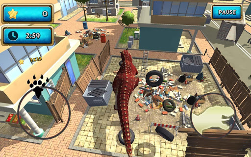 Dinosaur Simulator 2 Dino City  screenshots 7