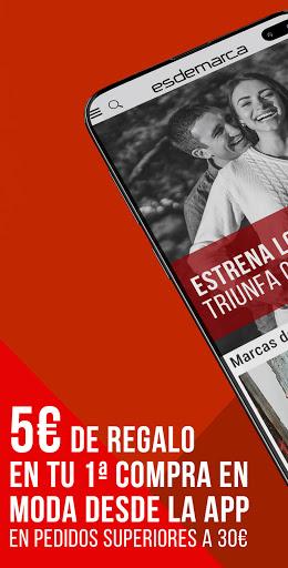 Esdemarca.com - eCommerce de Moda, Ropa y Calzado 2.0.3 screenshots 1