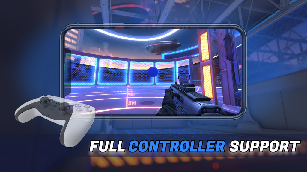 3D Aim Trainer - Shoot Like A Pro Gamer! poster 8