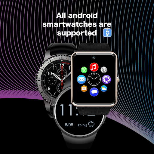 SmartWatch sync app for android&Bluetooth notifier  Screenshots 24