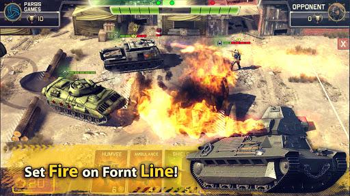 Frontline Army Battles: Assault Modern Warfare  screenshots 3