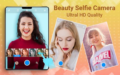 HD Camera Selfie Beauty Camera  Screenshots 11