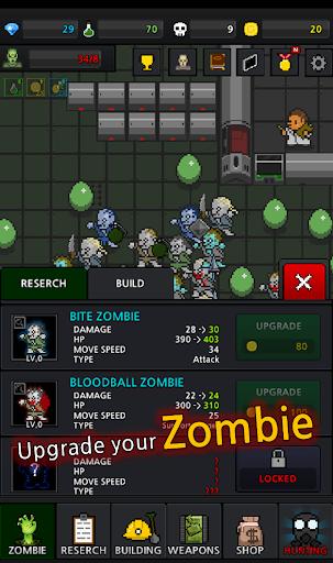 Grow Zombie VIP - Merge Zombies  screenshots 23