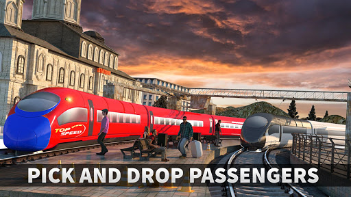 Real Train Driving Simulator: Railway Driver 2020 1.18 screenshots 6