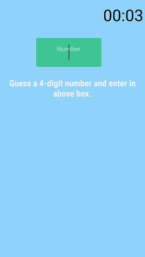 guess number screenshot 3