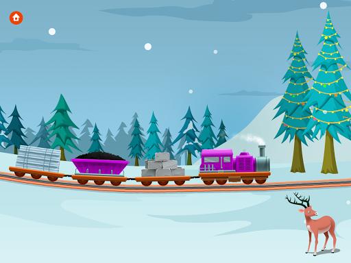 Train Builder - Train simulator & driving Games 1.1.4 screenshots 9