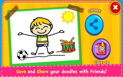 Magic Board - Doodle & Color 1.36 screenshots 4