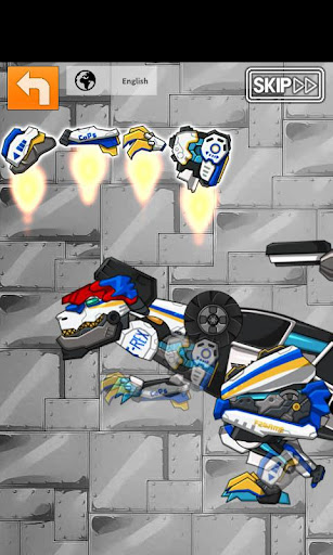 Transform Dino Robot - General Mobilization 1.29.0 screenshots 5