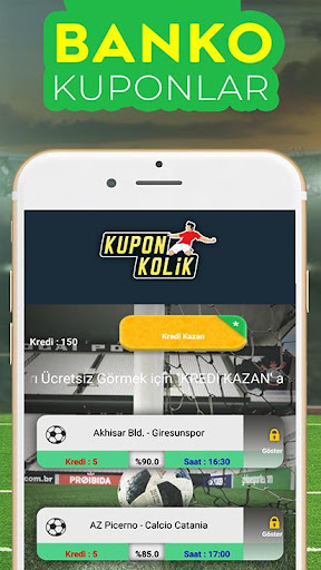 Kupon Kolik - Gu00fcncel Tahminler  screenshots 2