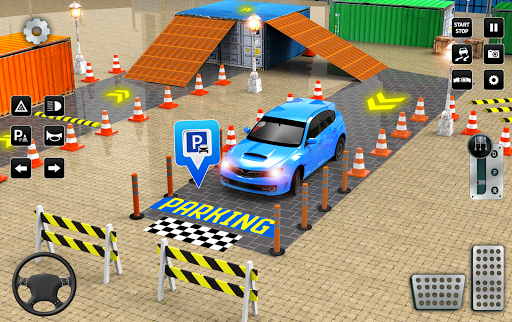 Modern Car Parking Challenge: Driving Car Games 1.3.2 screenshots 21