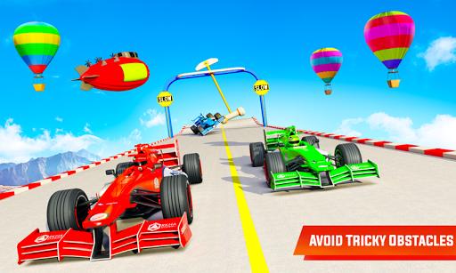 Formula Car Stunts: Impossible Tracks Racing Game  Paidproapk.com 4