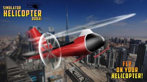 simulator helicopter dubai screenshot 1