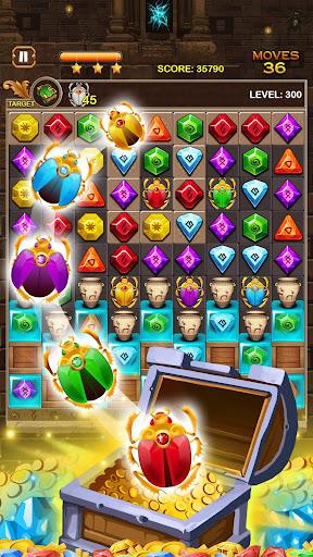 Jewel Ancient: find treasure in Pyramid 2.6.2 screenshots 5