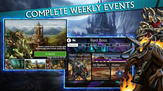 Gems of War - Match 3 RPG Mod Apk
